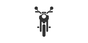 pictogram bromfiets